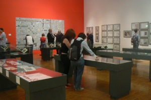 Image from the exhibtion Silent Witnesses