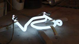 Neon fabrication